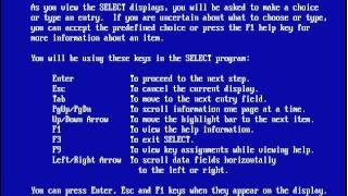 IBM PC DOS on Online dosbox emulator