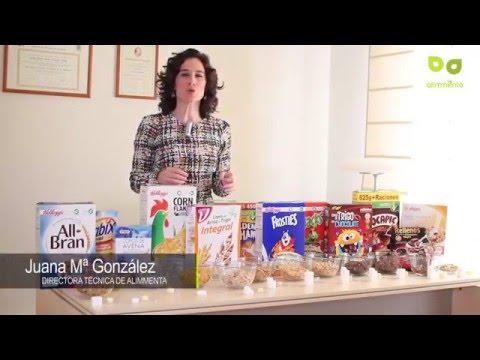 Cereales para el desayuno: azúcar añadido