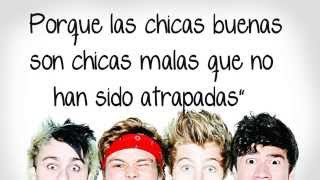 Good Girls 5SOS (letra en español)