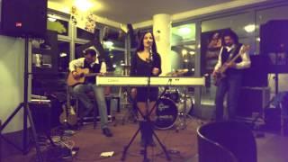 Video Merely Wild - Breathless (Ta Kavárna, Prague, 8.1.2014)