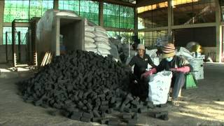 Biomass Briquets from Cambodia   Global ideas