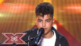 LIAK ερμηνεύει «Για την Ελλάδα» | Auditions | X Factor Greece 2019