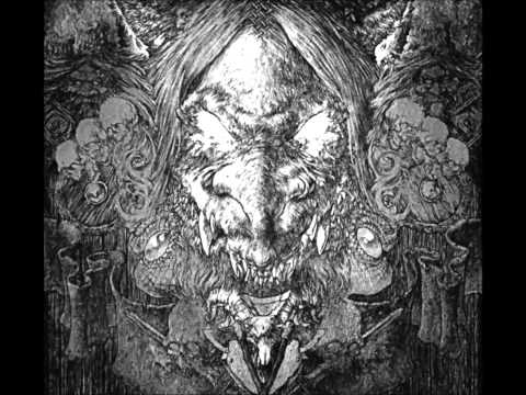 Satanic Warmaster - Funeral Wolves (2014)