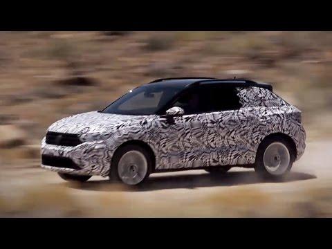 2018 Volkswagen T-Roc Preview