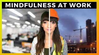 MINDFULNESS AT WORK | 3 Steps to Better Focus