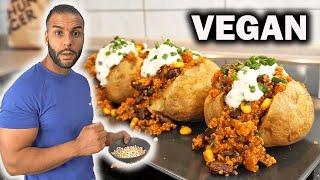 Der Veganer unter den Fitness Gerichten