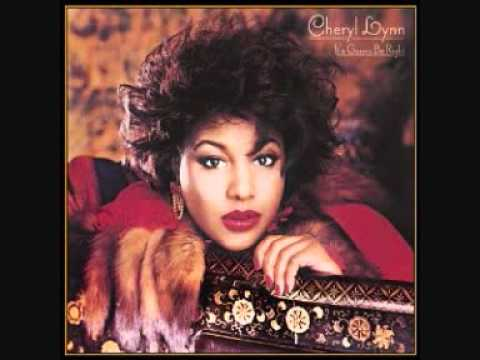 Cheryl Lynn - It's Gonna Be Right (1985).wmv