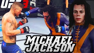 Michael Jackson Is A Smooth Criminal - Spinning Knockouts! EA Sports UFC 3 Online Gameplay