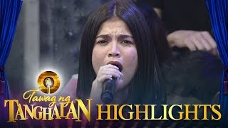 Anne Curtis shows-off her singing skills.  Subscribe to ABS-CBN Entertainment channel! -   http://bit.ly/ABS-CBNEntertainment  Watch the full episodes of It's Showtime on TFC.TV   http://bit.ly/ItsShowtime-TFCTV and on IWANT.TV for Philippine viewers, click:  http://bit.ly/SHOWTIME-IWANTv  Visit our official website!  http://entertainment2.abs-cbn.com/tv/shows/tawagngtanghalan/main http://www.push.com.ph  Facebook: http://www.facebook.com/ABSCBNnetwork  Twitter:  https://twitter.com/ABSCBN https://twitter.com/abscbndotcom Instagram: http://instagram.com/abscbnonline