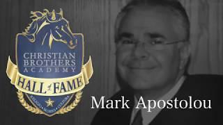 CBA HOF 2018: Mark Apostolou '72