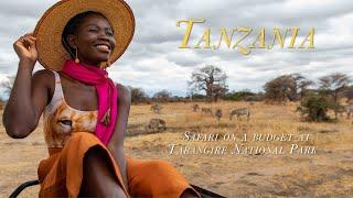 African Safari on a budget at Tarangire National Park (Tanzania)
