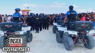 Spring Break Mayhem Attracts Extra Law Enforcement in Miami Beach