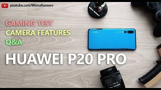 Gambar cover HUAWEI P20 Pro Indonesia: Camera Features & Gaming Test!