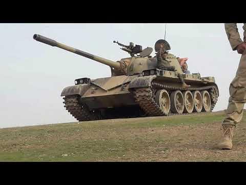 🌍 Ирак перебросил китайские танки к сирийской границе