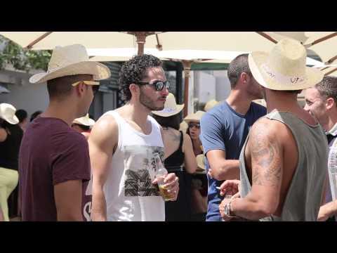 Sundays on The Beach Party - Summer 2014 Vela Beach Discoteca