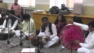 Bhajan after Budda puja by Mukhiram - Бхаджан в исполнении Мукхирама