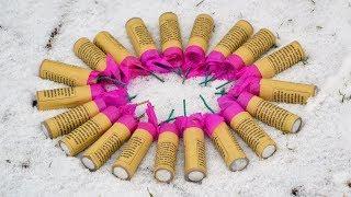 SHOCK firecrackers 20 EXPLOSION