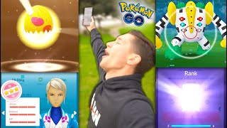 IT TOOK LITERAL YEARS TO GET THIS OMG! (Pokémon GO)
