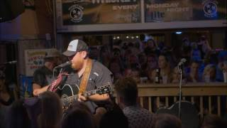Luke Combs   She Got The Best Of Me   Whiskey Jam, July 25, 2016