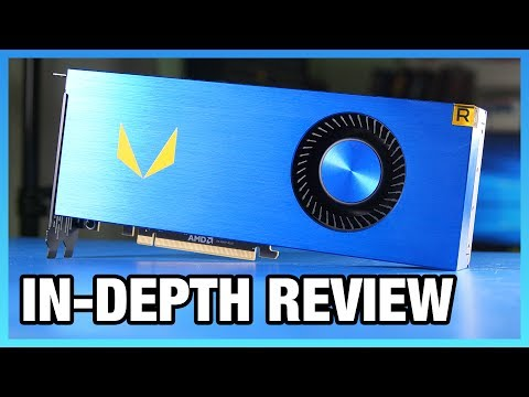 Radeon Vega: Frontier Edition Review | AMD's Enigma