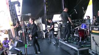 Anti-Flag (live) -fuck police brutality