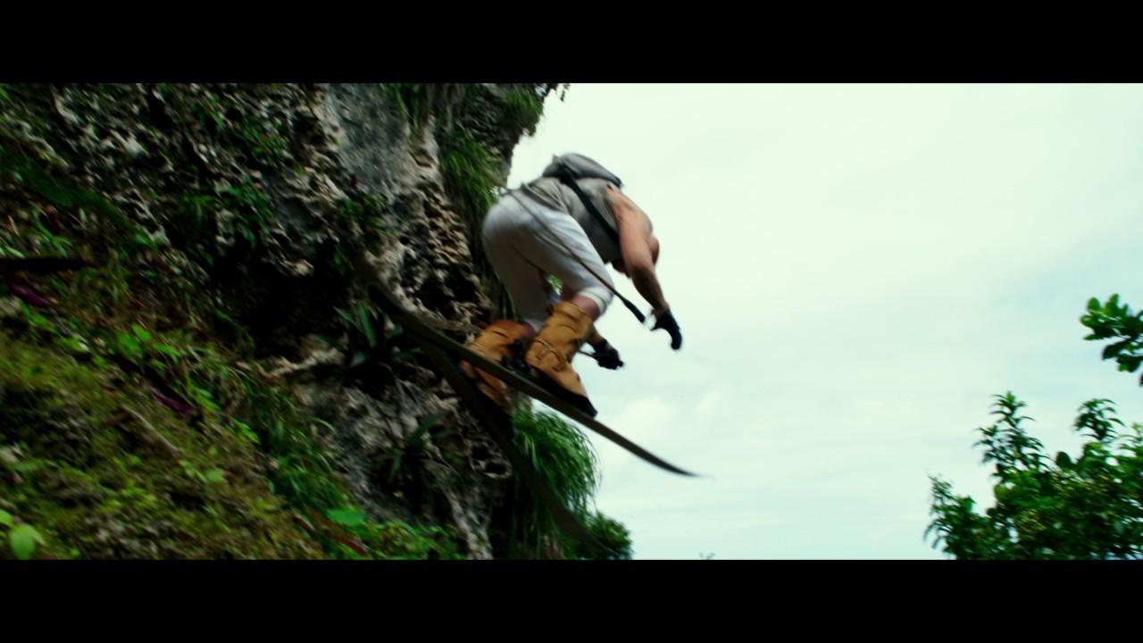 Trailer för xXx: Return of Xander Cage