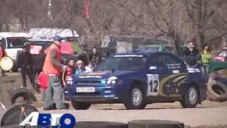 preview picture of video 'Ралли, 1-й этап чемпионата Казахстана-2007, Капчагай'