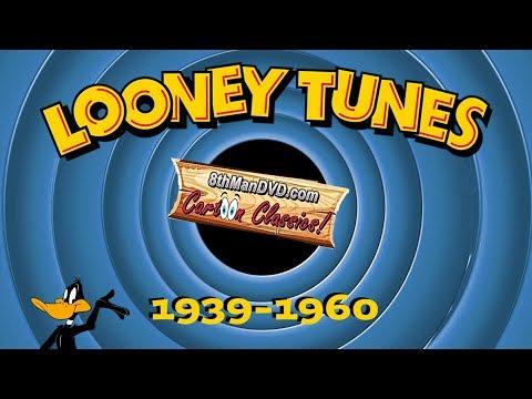 Looney Tunes 1932-1960 | Classic Compilation 3 | Bugs Bunny | Daffy Duck | Porky Pig | Chuck Jones