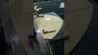 """Cutting 3/8"""" thick glass"""