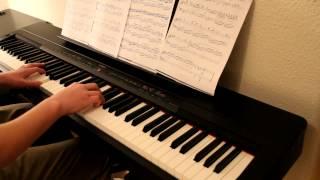 Pachelbel - Canon in D (Dan Coates arr.) Piano Cover