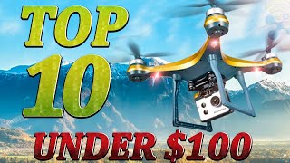 TOP 10 Best Cheap Drones With Cameras To Buy In 2020 {UNDER $100}