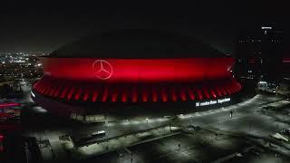 09.01.2020-Mercedes Benz Superdome-New Orleans, Louisiana.
