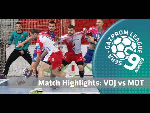 Match highlights: Vojvodina vs Motor Zaporozhye