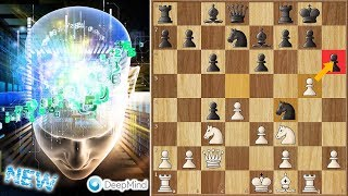 Google Deepmind AI AlphaZero's Unpublished Brilliancy