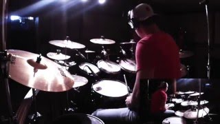 Avenged Sevenfold - Dancing Dead - Drum Cover by Collin Rayner