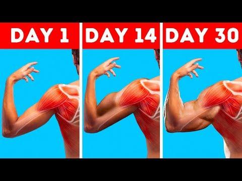 6 Quick Exercises to Get Bigger Shoulders