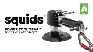 Squids 3798 Power Tool Bracket – Pneumatic Tool Trap