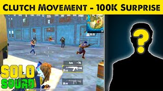 100K Surprise for LION x GAMING Family | PUBG Mobile Lite Solo VS Squad Full Rush Gameplay