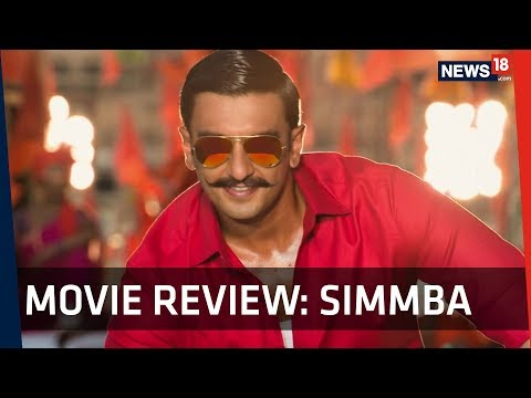 Simmba Movie Review | Unique Blend Of Comedy And Action