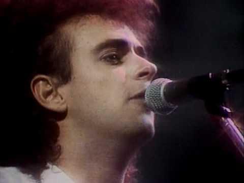 Festival de Viña 1987, Soda Stereo, Persiana Americana