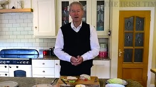 Unintentional ASMR 🥪 Perfect Sandwich Made by Irish Gentleman (🇮🇪 accent)