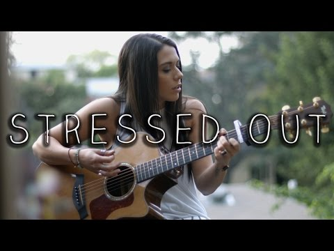 Twenty One Pilots - Stressed Out (Alyssa Poppin Cover)