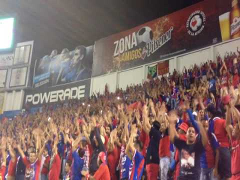 """FAS Vs Nadie - Turba 94 Roja"" Barra: Turba Roja • Club: Deportivo FAS"