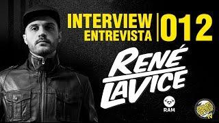 Interview   Entrevista   #012 - René Lavice