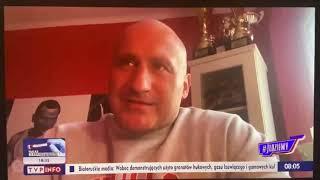 Marcin Najman został ekspertem TVP od Unii Europejskiej i unijnego veto