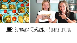 💚NEW: When will Diana learn!?! 🥘This doesn't work!!🤦♀️ (Faith + Simple Living 2019)