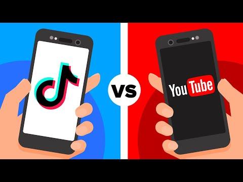 YouTube vs TikTok - Who Will Win?