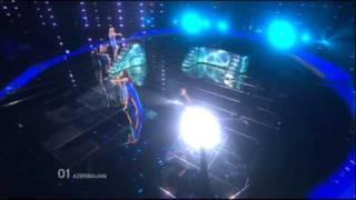 *Eurovision 2010* *Final* *01 Azerbaijan* *Safura* *Drip Drop* 16:9 HQ