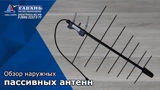 обзор наружных цифровых антенн