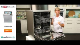 Dishlex Dishwasher DSF6305X reviewed by expert - Appliances Online